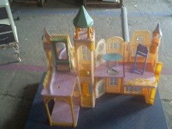 Chateau barbie