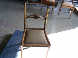 Chaise ROSACE